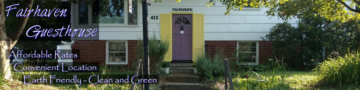 Fairhaven Guesthouse