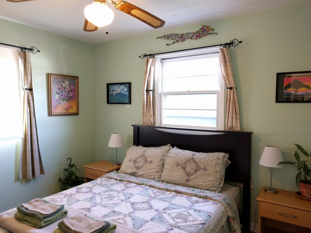 The Piedmont Room at Fairhaven Guesthouse